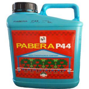 کود فسفر مایع پابرا P44 حجم 5 لیتر