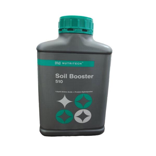 کود مایع اسیدآمینه نوتری تک مدل سویلبوستر 5 لیتر